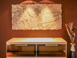 Paredes y pisos modernos de davide pavanello _ spazi forme segni visioni Moderno