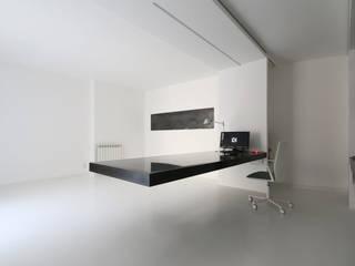 STUDIO HOME Studio minimalista di COTTONE+INDELICATO ARCHITETTI Minimalista