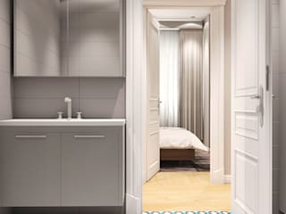 Bathroom by GN İÇ MİMARLIK OFİSİ,