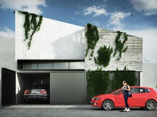 Remodelación Casa Shagún de STVX Colectivo de Diseño