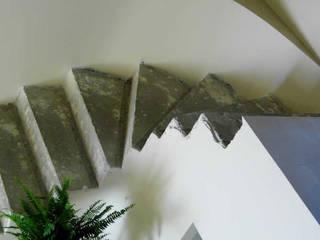 Schody gięte na beton od Schody PL