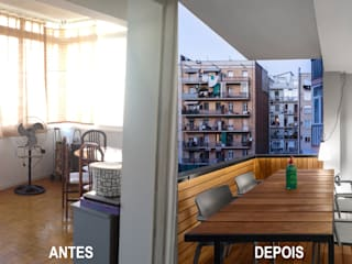 Reforma Eixample:   por PAULO MARTINS ARQ&DESIGN