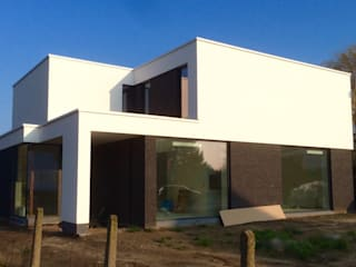 After.:  Houses by Niko Wauters architecten bvba