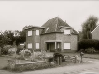 Before.:  Houses by Niko Wauters architecten bvba