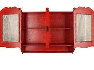 Orta Sofa KitchenCabinets & shelves Wood Red