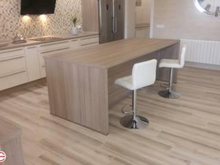 CACHO Estudio De Cocinas КухняСтолы и стулья