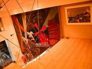 Creperie: scandinavian  by Inspire Interiors & Archcons India Pvt Ltd,Scandinavian
