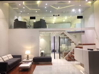 Office: modern  by Inspire Interiors & Archcons India Pvt Ltd,Modern
