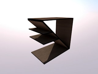 """Progetto Tavolino """"Rayno"""": Cucina in stile  di 571 CREW"""