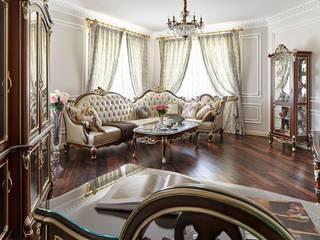 Klasik Oturma Odası Вира-АртСтрой Klasik
