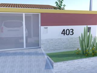 RESIDÊNCIA F&E por Nimbus | Arquitetura Moderno