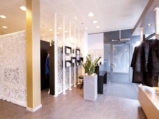 coiffeur arte e stile | flawil Moderne Ladenflächen von einfall7 GmbH Modern