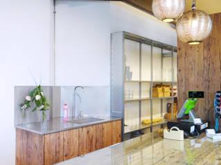 blumenladen nützi | flawil Moderne Ladenflächen von einfall7 GmbH Modern