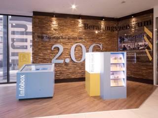 clientis bancomatenzone | uzwil:  Ladenflächen von einfall7 GmbH