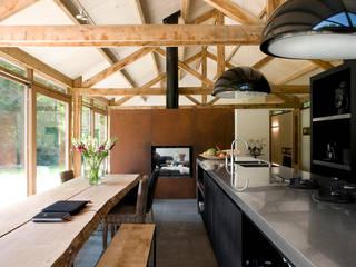 Boshuis:  Keuken door WillemsenU