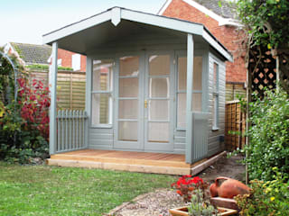 Garages & sheds by CraneGardenBuildings