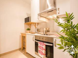 Cocinas de estilo  por Espai Interior Home Staging