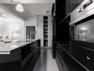 Modern kitchen by 璞碩室內裝修設計工程有限公司 Modern