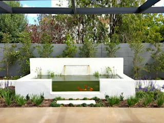 HOUSE 2:  Garden by Greenacres Cape landscaping,