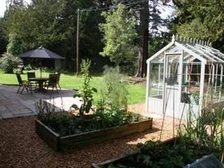 Garden patios projects in Edinburgh by Colinton Gardening Services - garden landscaping for Edinburgh Modern