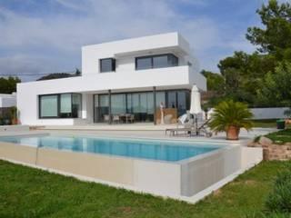 Orinoco Casas de estilo mediterráneo de AMOMA ARQUITECTURA Mediterráneo
