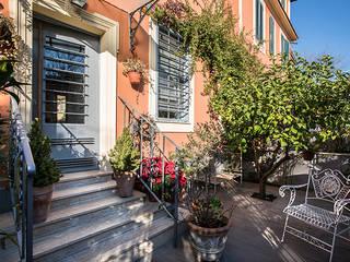 studioQ Eclectic style gardens