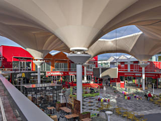 Shopping Centres by Cotefa.ingegneri&architetti,