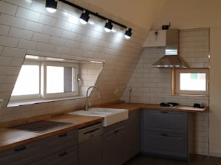 마음담음건축 프로젝트: 마음담은 건축의  주방