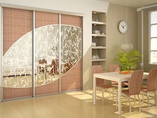 fitted wardrobe Bravo London Ltd Ruang Keluarga Modern