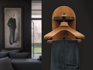 Valet no.9 Gentleman's Valet Company Dressing roomStorage