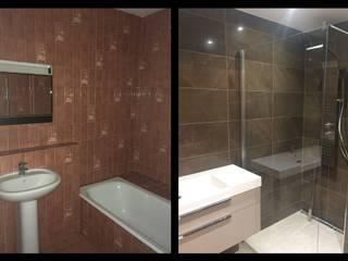 Rénovation appartement:  de style  par EN Intérieur