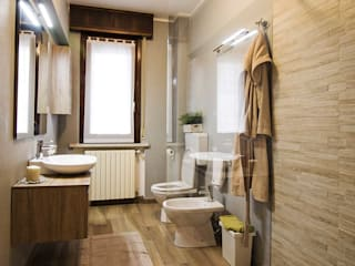 Arkinprogress Modern bathroom