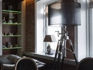 Modern Oturma Odası Студия дизайна интерьера в Москве 'Юдин и Новиков' Modern