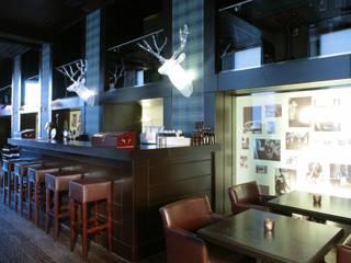 Modern Yemek Odası Студия дизайна интерьера в Москве 'Юдин и Новиков' Modern