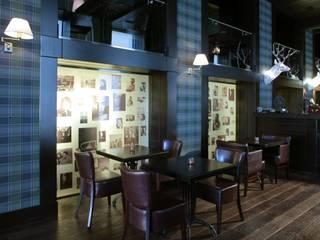 Студия дизайна интерьера в Москве 'Юдин и Новиков' Modern dining room