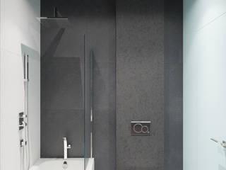 ДОМ СОЛНЦА Minimalist style bathrooms