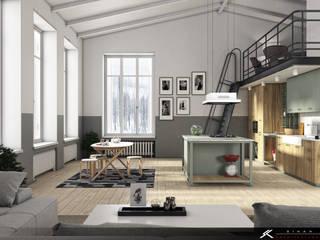 de estilo  por SK ARCHITECTURAL VISUALIZATION