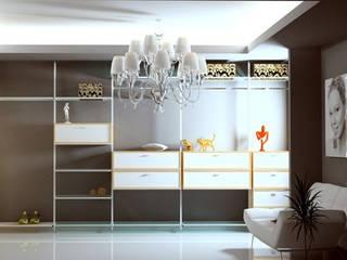 Kaden Yapı Dekorasyon – Giyinme odası dolapları:  tarz