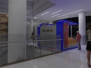 Drugstore:  de estilo  por Gastón Blanco Arquitecto,Moderno