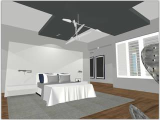 Modern Bedroom by Kirsty Badenhorst Interiors Modern