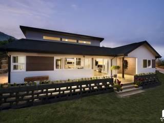 친친디 1호 <산청의 봄>: 친친디 하우스 프로젝트의  주택