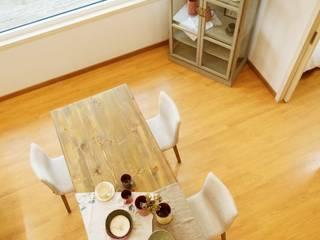 친친디 1호 <산청의 봄>: 친친디 하우스 프로젝트의  주방