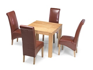Cuba Cube Oak Furniture Asia Dragon Furniture from London Dining roomTables