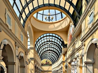 Shopping Centres by Cotefa.ingegneri&architetti