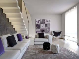 Interior Design Soggiorno moderno di I.D. Interior Design Moderno