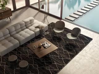 Villa Algarve: Salas de estar  por Tendenza -  Interiors & Architecture Studio