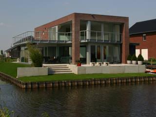 Modern Houses by buro voor advies en architectuur pieter e. bolhuis Modern