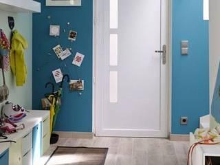Paredes e pisos mediterrânicos por Evinin Ustası Mediterrânico