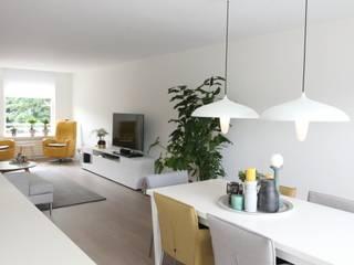Modern Dining Room by JO&CO interieur Modern