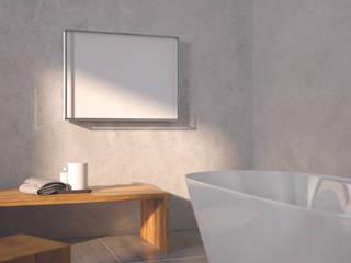 SCIROCCO H BathroomTextiles & accessories Iron/Steel White